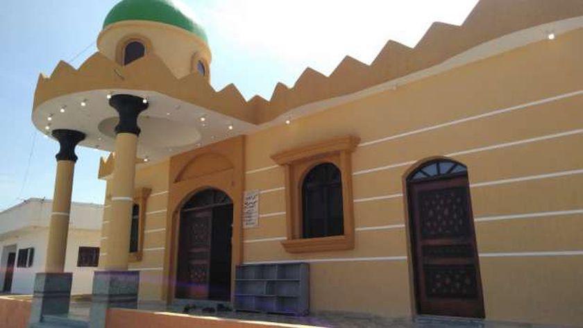 افتتاح مساجد بالبحيرة