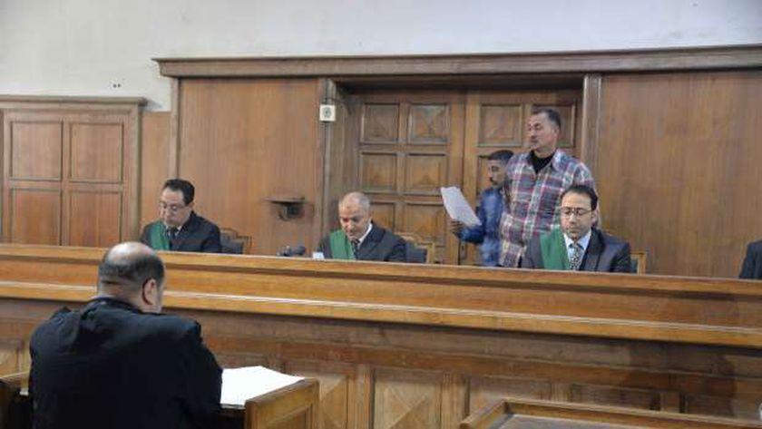 حاول اغتصاب والدته.. تأجيل محاكمة عاطل مصر القديمة لجلسة الغد - حوادث -