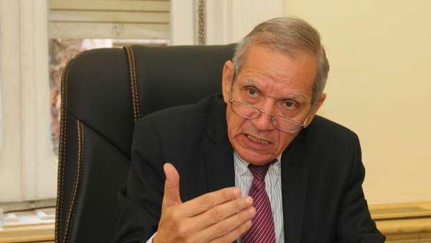 الدكتور محمد مجاهد نائب وزير التعليم الفني
