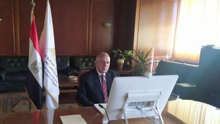 د محمد عبد العاطي وزير الموارد المائية والري