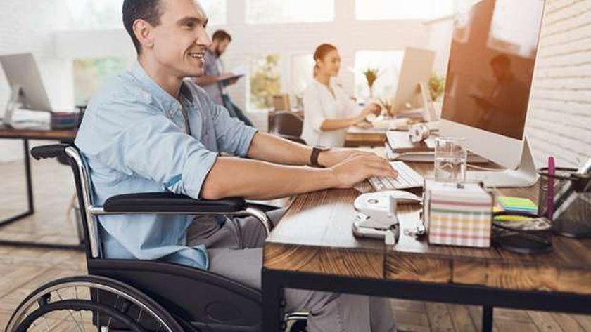 صورة أرشيفية - ذوي الاحتياجات الخاصة