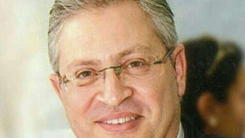 الدكتور  حسام الرفاعي