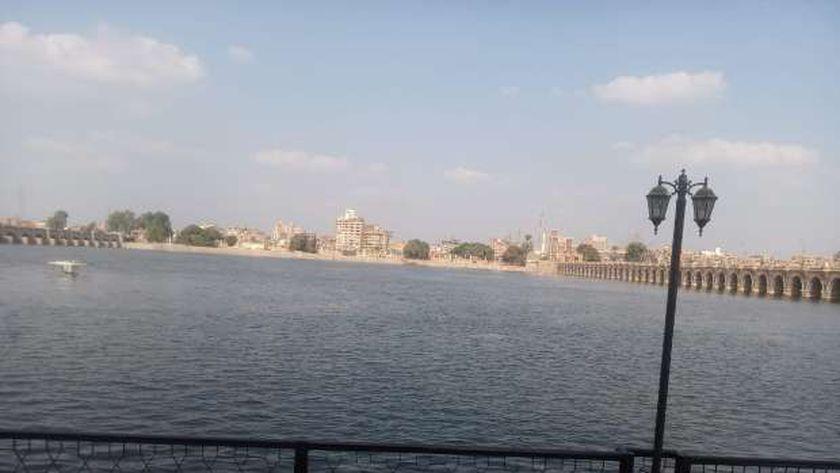 نهر النيل .. صورة أرشيفية