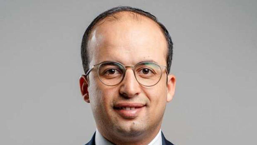 خالد بدوي عضو تنسيقية شباب الأحزاب السياسيين