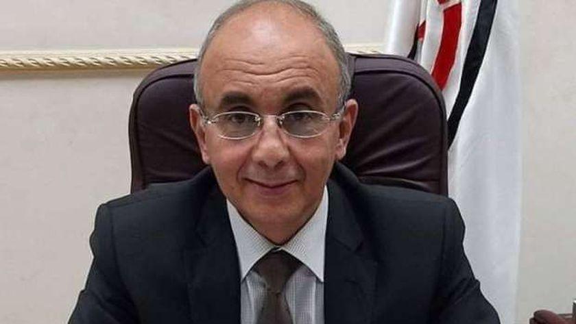 رئيس جامعة الزقازيق الدكتور عثمان شعلان
