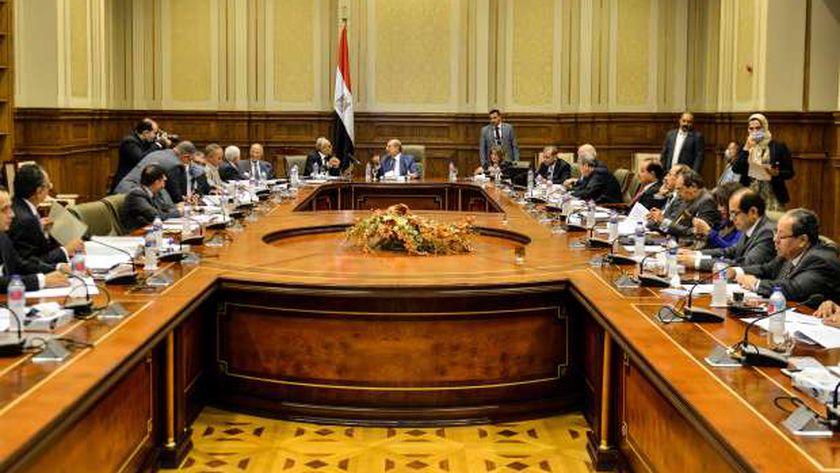 اجتماعات لجنة إعداد لائحة مجلس الشيوخ