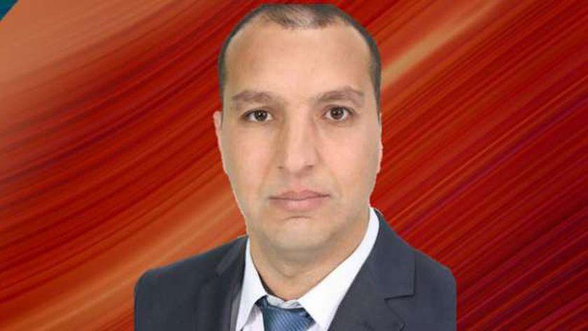 الكاتب الجزائري أحمد طيباوي