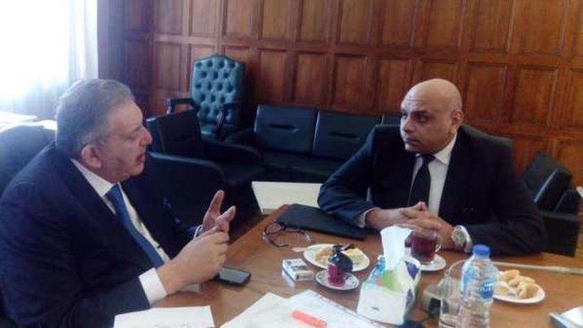حسام الحلو رئيس شعبة السياحة والطيران بغرفة الاسكندرية التجارية