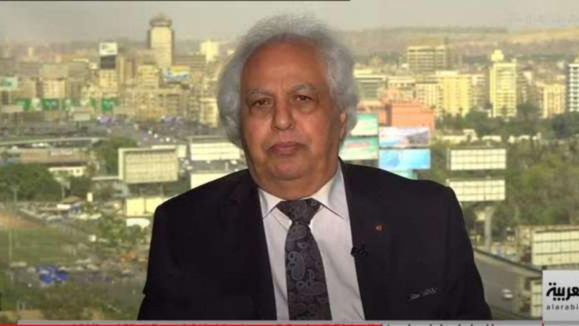 سمير غطاس، رئيس منتدى الشرق الأوسط للدراسات الاستراتيجية،