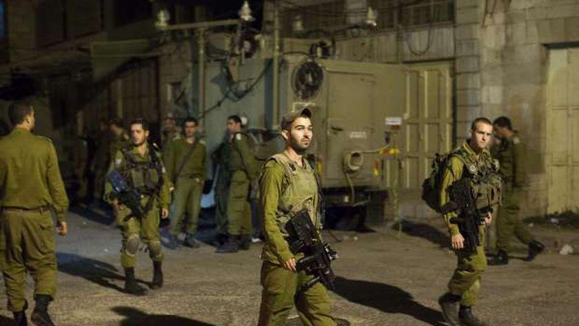 الجيش الإسرائيلي