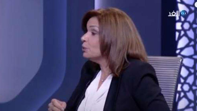 الدكتورة هدى الخولي رئيس قسم الفلسفة بجامعة القاهرة
