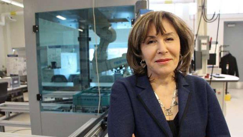 الدكتورة هدى المراغي