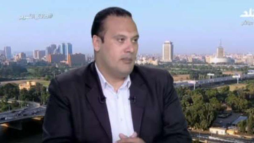 الدكتور محمد القرش، المتحدث باسم وزارة الزراعة واستصلاح الأراضي
