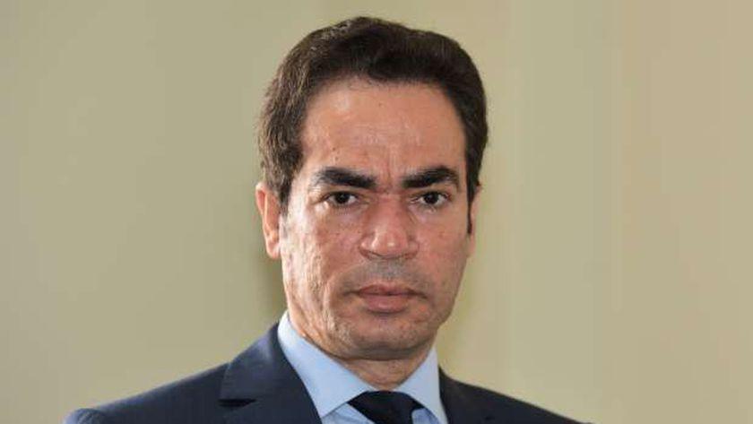 الكاتب السياسي أحمد المسلماني
