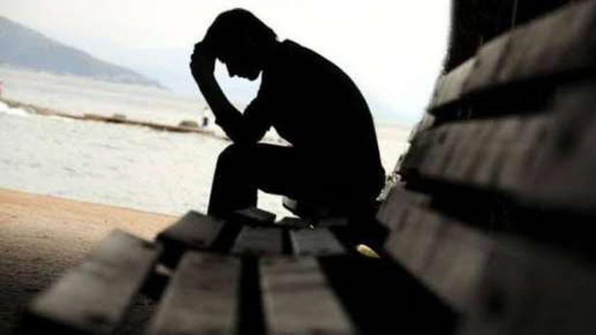 شخص يعاني من الاكتئاب- صورة أرشيفية