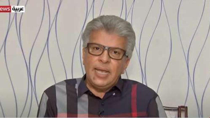 الدكتور خالد منتصر ..الكاتب والمفكر السياسي