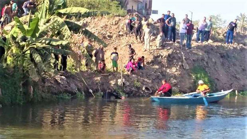 صورة عيد حزين.. النيل يبتلع 6 أشخاص خلال أسبوع و«غواصين الخير» يبحثون – حوادث