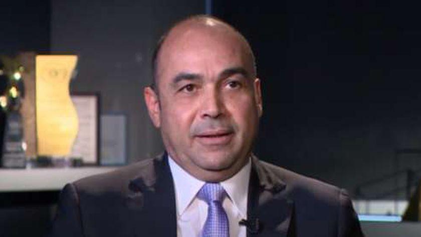 شريف علوي، الخبير المصرفي، ونائب رئيس مجلس إدارة البنك العربي الإفريقي