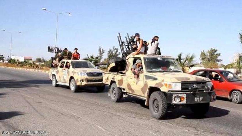 مرتزقة ليبيا- أرشيفية