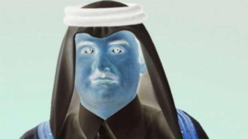 تميم بن حمد أمير قطر، نيجاتيف