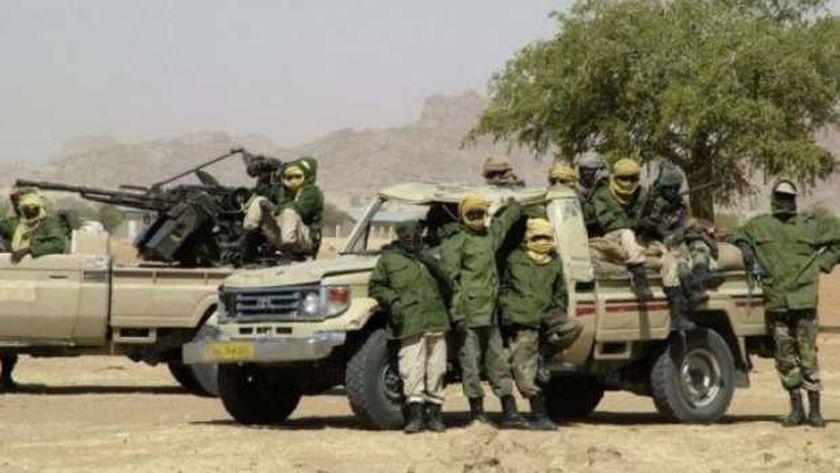 المتمردون في تشاد