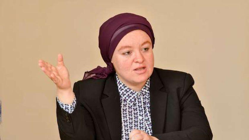 راندا فارس مدير مشروع مودة بوزارة التضامن