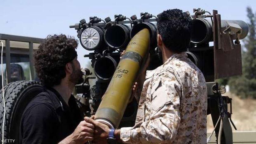 الميليشيات الإرهابية.. سلاح تركيا لدخول ليبيا