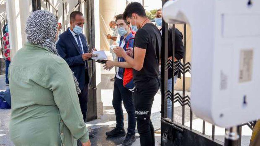 الجامعات استقبلت الطلاب وسط إجراءات مواجهة «كورونا»