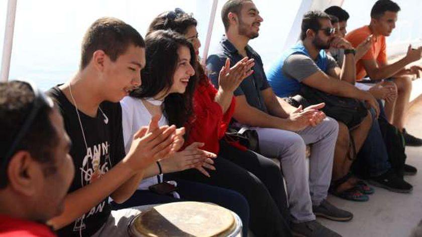 """""""الأسقفية"""" تبدأ مشروع معًا من أجل تنمية مصر بمجتمع المنشية وستانلى بالإسكندرية"""