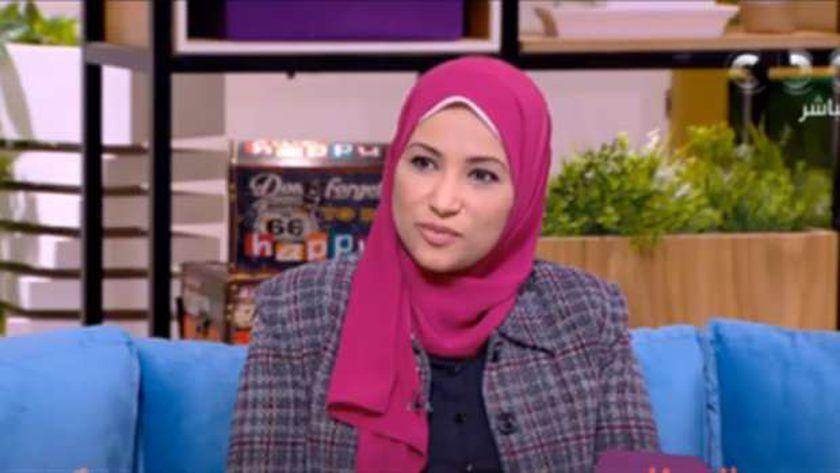 الدكتورة نهى عاصم - مستشارة وزيرة الصحة لشؤون الأبحاث