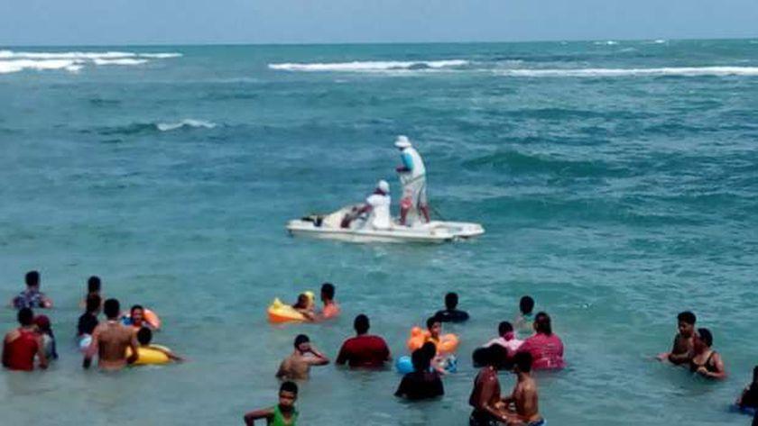 شاطئ جزيرة الدهب