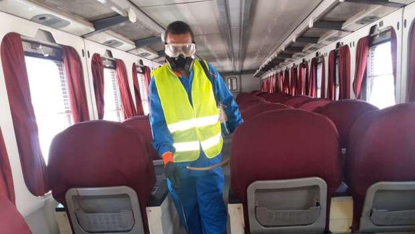 السكة الحديد في سوهاج