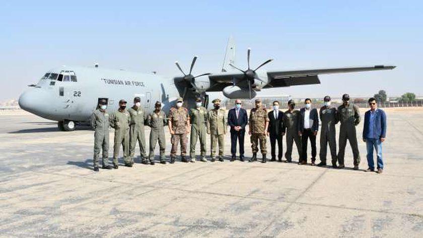 مصر ترسل مساعدات تونسية عاجلة لفلسطين عبر معبر رفح البري
