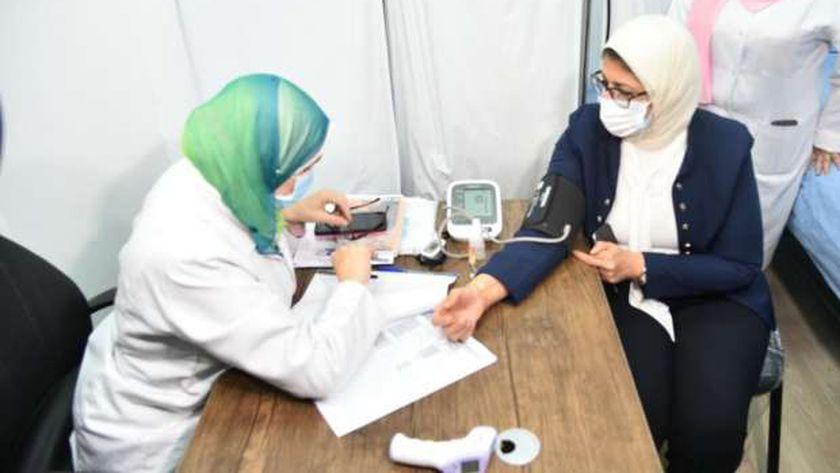 وزارة الصحة تواصل مساعيها في رحلة البحث عن لقاح لكورونا