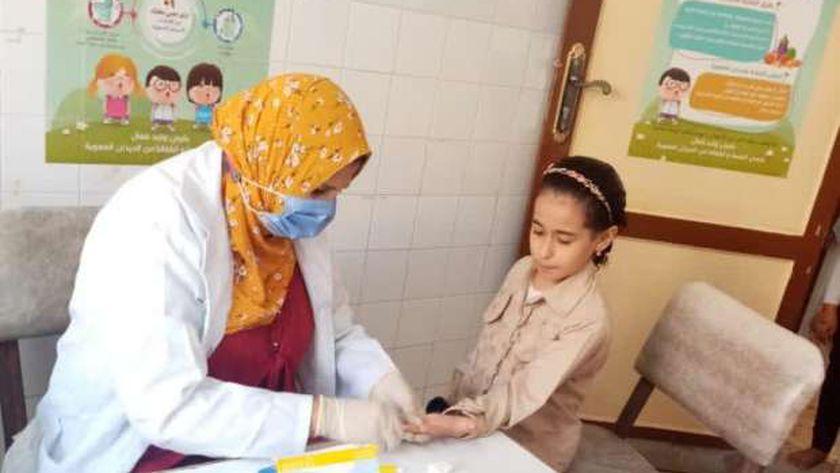 صحة الغربية: نستهدف 502 ألف طالب في مبادرة السمنة والتقزم والانيميا