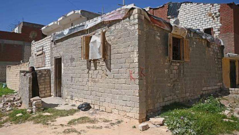 تراخيص البناء فى القرى