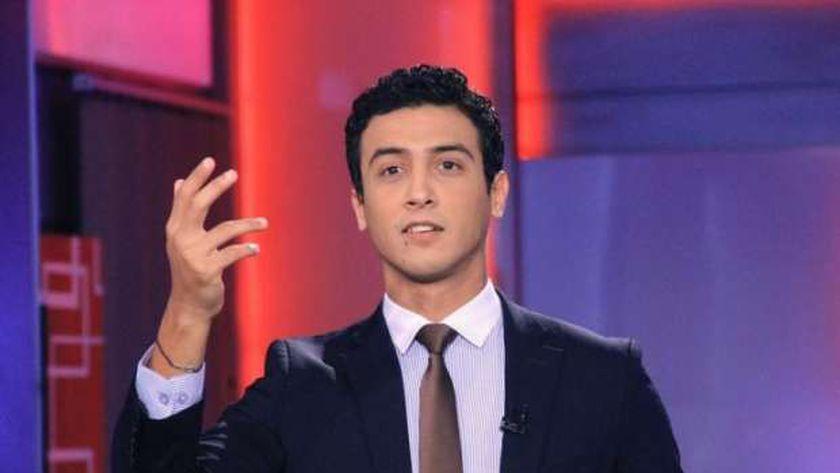 الإعلامي حسام حداد مذيع برنامج «صباح الخير يا مصر»