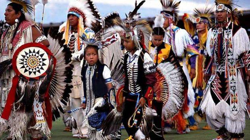 قبيلة للسكان الأصليين في أمريكا