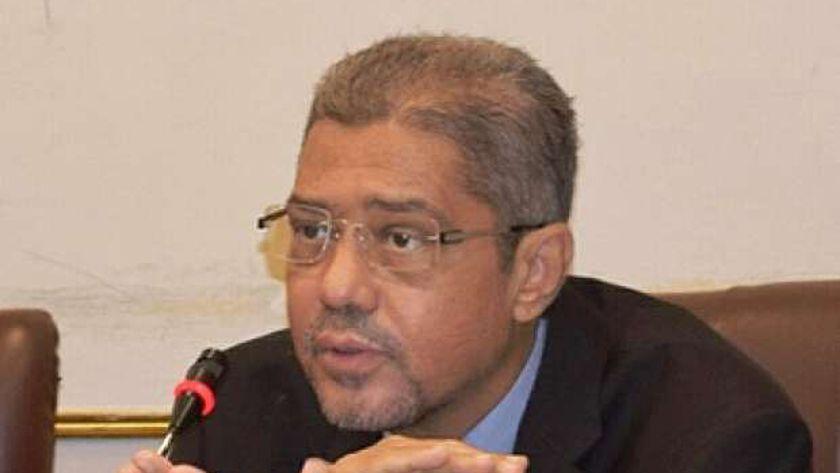 إبراهيم العربي رئيس الغرف التجارية