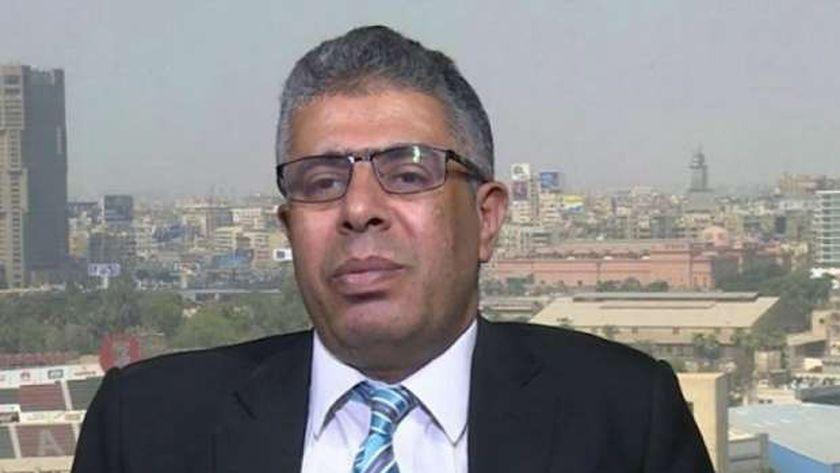 """الكاتب الصحفي عماد الدين حسين .. رئيس تحرير جريدة """"الشروق"""""""