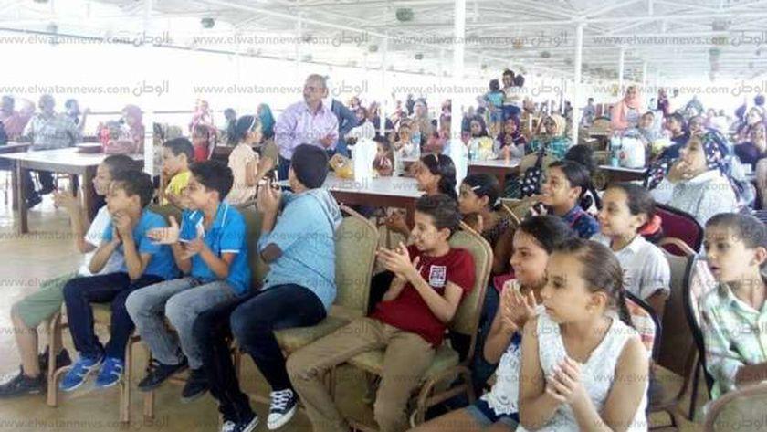 ثقافة أسيوط تنظم رحلة نيلية لـ 200 طفل لدورهم فى انجاح الموسم الصيفى