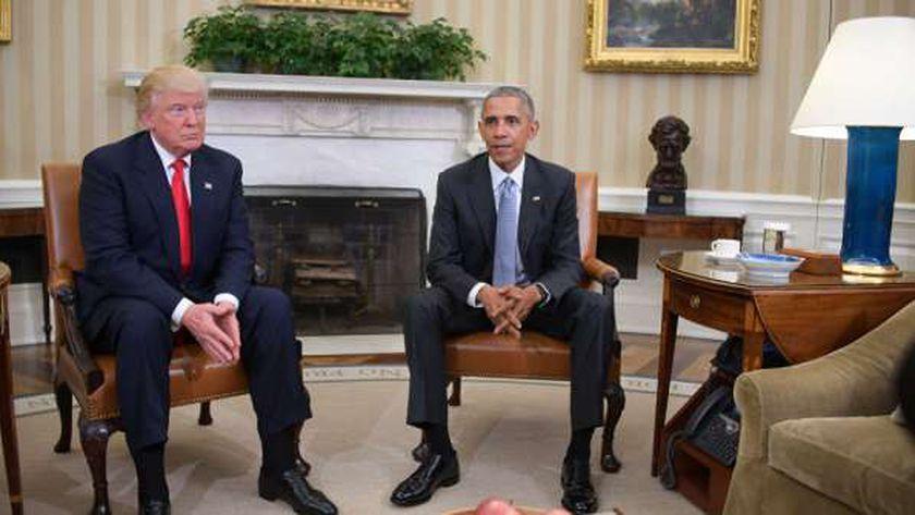 ترامب والرئيس السابق لأمريكا اوباما تعرضا لمحاول التسميم بالريسين