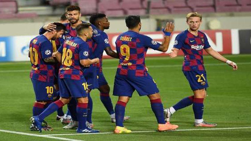 مباراة برشلونة وإلتشي اليوم