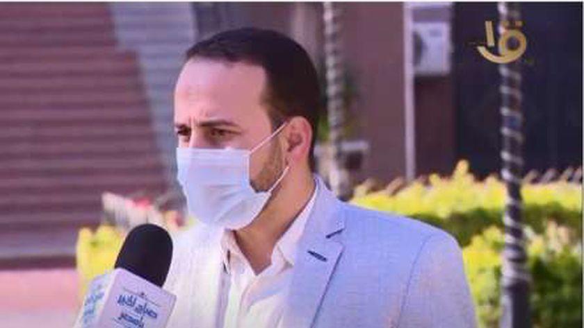 أحمد فيصل الباحث بمرصد الأزهر لمكافحة الفكر المتطرف