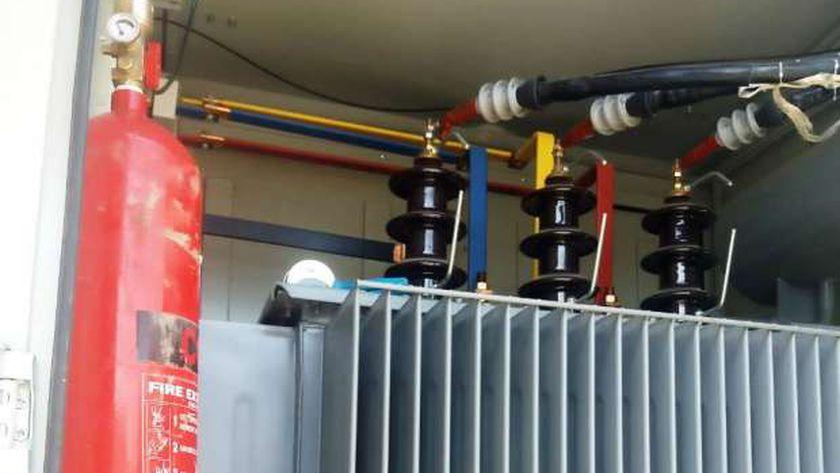 محافظ أسوان يوجه لسرعة تركيب محول بديل لإعادة تغيل مياه الشرب بنجع الخطارة بأبو الريش