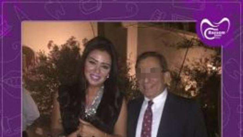 رانيا يوسف وطبيب الأسنان المتهم بالتحرش