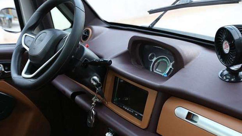 صور جديدة لـ«السيارات الكهربائية» تكشف عن مزاياها: عداد ديجتال وشاشة