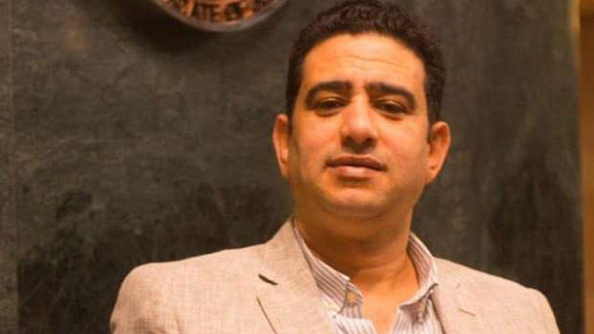 سامي عبد الراضي مدير تحرير الوطن