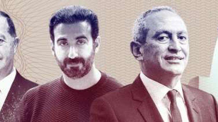 قائمة أثرياء العرب 2021