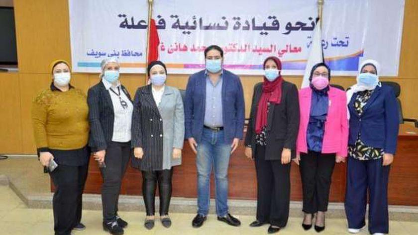 مدير إدارة تنمية مهارات المرأة: سر الحرفة برنامج جديد للمجلس القومي